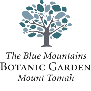 Blue Mountains Botanic Garden  Logo